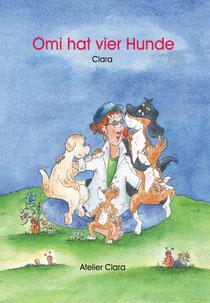 Bilderbuch Omi, Bilderbuch Tierschutz, Hund aus Tierheim