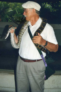 Dr. Koste in Brasilien