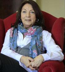 Alicia Gallotti, sexóloga de referencia en España.