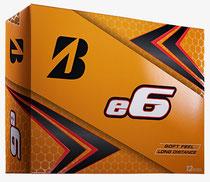Golfbälle bedrucken, Bridgestone E6 Golfbälle bedrucken, Logo Golfbälle, bedruckte Golfbälle, Golf Werbemittel, Logo Golfartikel , Golfball mit Logo, Logo Golfball bedrucken, Golfball bedrucken