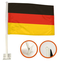 Autofahne Deutschland stabil, wm werbeartikel bedrucken, Werbemittel bedrucken, Werbemittel wm, Fußball Wm 2014, Werbemittel Fußball