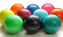 Farbige Golfbälle, Farbige Golfbälle bedrucken, Farbige Golfbälle mit Logo, Farbige Golfbälle mit Firmenlogo, Golfbälle bedrucken, Golfbälle bedruckt, Golfball mit Logo, Logo Golfball bedrucken, bedrucken, Golfball