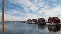Hafen an der Ostsee
