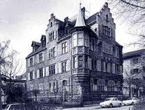 C.G. Jung-Institut, Gemeindestrasse 27, in Zürich (1948–1979)