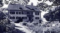 C. G. Jung-Institut, Hornweg, Küsnacht