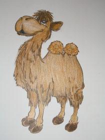 das blinde Kamel