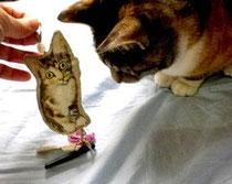 猫ミコのキーフィルダー
