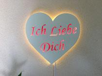 """""""Herz-Ich Liebe Dich"""" klein"""