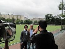 Japanisches Fernsehen besucht NNW