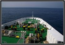 le berkane en mer méditérannée