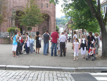 Voyage inter-club à Munster ( Alsace)
