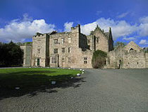 Rock Castle, une des résidences d'Helen Sutherland