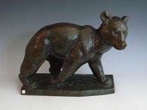 Jussi Mäntynen, Bear Statue, 1936s