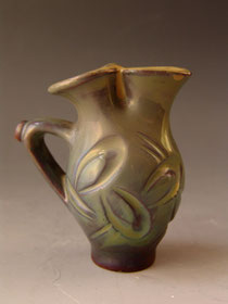 Géza Gorka Mini Pitcher, 1930s