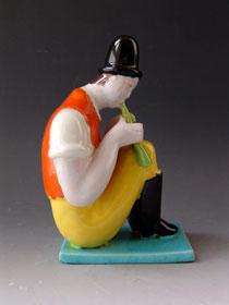 Géza Gorka Figurine, 1930s