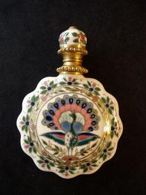 Zsolnay Perfume Flacon, 1880s