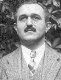 Walter Scharf - 1. Vorsitzender des Vereins