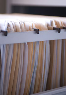 Boulder, Colorado: home office organizing, paper and mail management, file cabinets