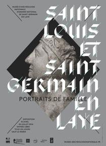 Exposition : SAINT LOUIS ET SAINT-GERMAIN-EN-LAYE, PORTRAITS DE FAMILLE