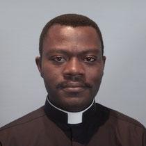 Pére Martin Gnancadja. Prêtre-étudiant