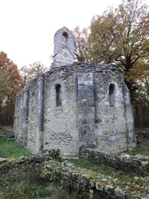 Chapelle de Fourches © TEMPLE DE PARIS