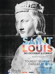 Exposition : SAINT LOUIS, DE L'OCCIDENT À L'ORIENT