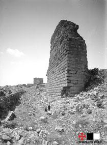 Chastel-Pèlerin - Athlit.