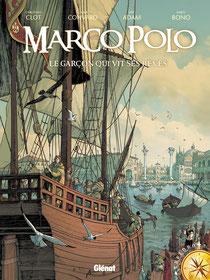 Marco Polo, le garçon qui vit ses rêves - Tome 1. Temple de Paris