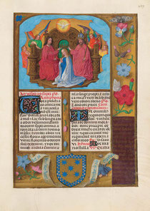 f. 437r - The Bristish Library.