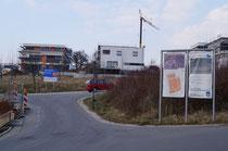 Karlshöhe: Häuser für Bäume
