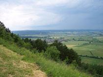 Côte Saint-Germain près de Dun-sur-Meuse