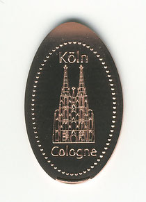 Köln touristen info - motief 1