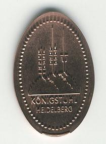 Heidelberg Konigstuhl - motief 1