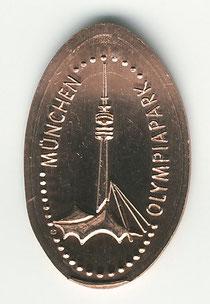 München Olympiapark - motief 1 oud