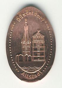 Dusseldorf Rheinturm - motief 1