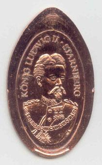 Starnberg Konig Ludwig II motief 1