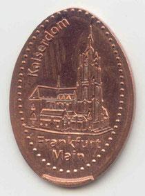 Frankfurt am Main Kaiserdom - motief 1
