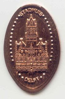 Delft - Souvenirshop motief 1