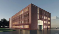 Laborgebäude Chemie Uni Rostock
