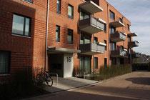 Nachhaltiges Wohngebäude Lübeck