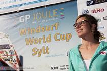 Steffi Wahl auf Sylt 2013