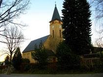 Kirche in Pöhla