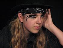 Elisabeth Streubel spielte Benedikt