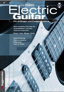 E-Gitarre-Lehrbuch für Einsteiger