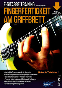 E-Gitarre Training zum Sparpreis ! (+ Video-Download !!!)