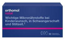 Orthomol Natal Tabletten/Kapseln + Jodtablette