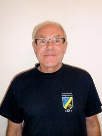 Brandschutzmeister Rolf Weber