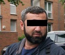 Emil S.: Der 32-jährige gebürtige Tschetschene ist berüchtigt. Foto: NDR