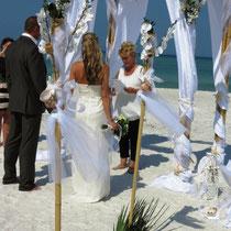 Hochzeit in Florida