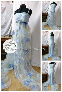 Kleid für  Babybauchshooting